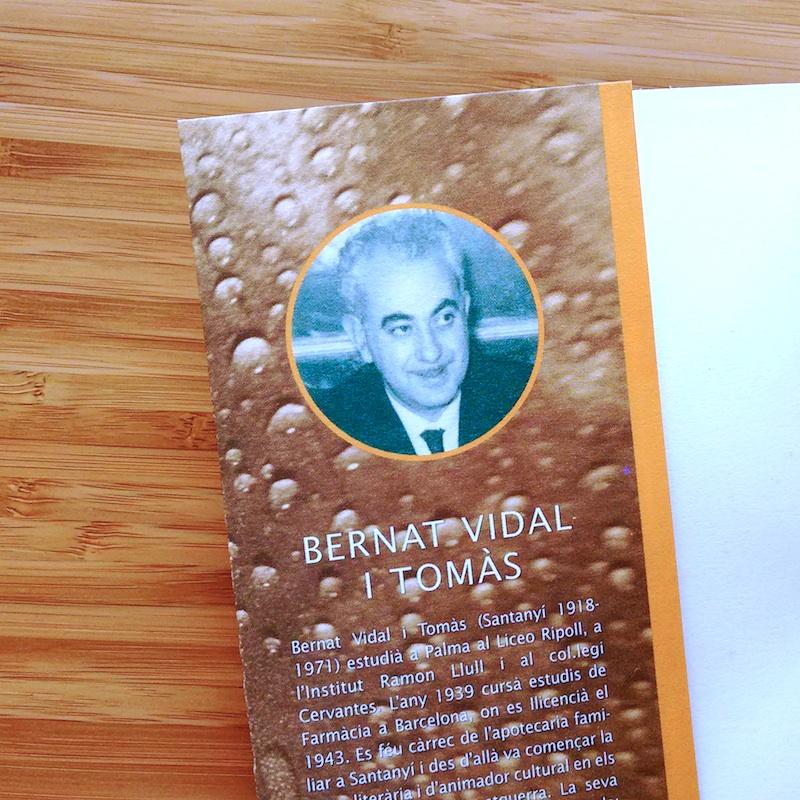 Bernat Vidal i Tomàs :: Poet Santanyí