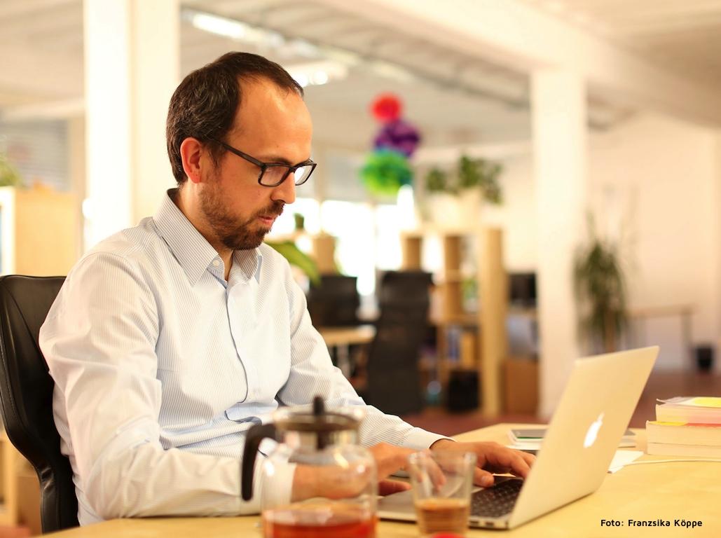 Harald Amelung :: Coworking0711.de