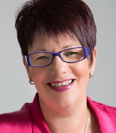 Netzwerk Expertin Petra Polk