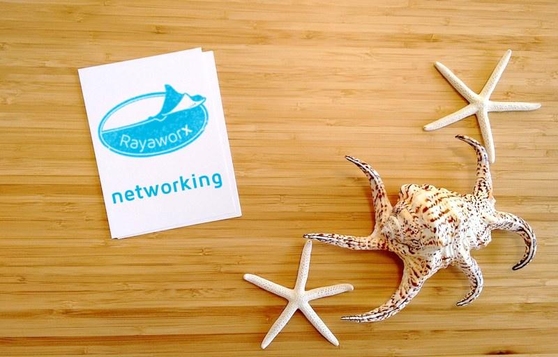 Networking Rayaworx Coworking