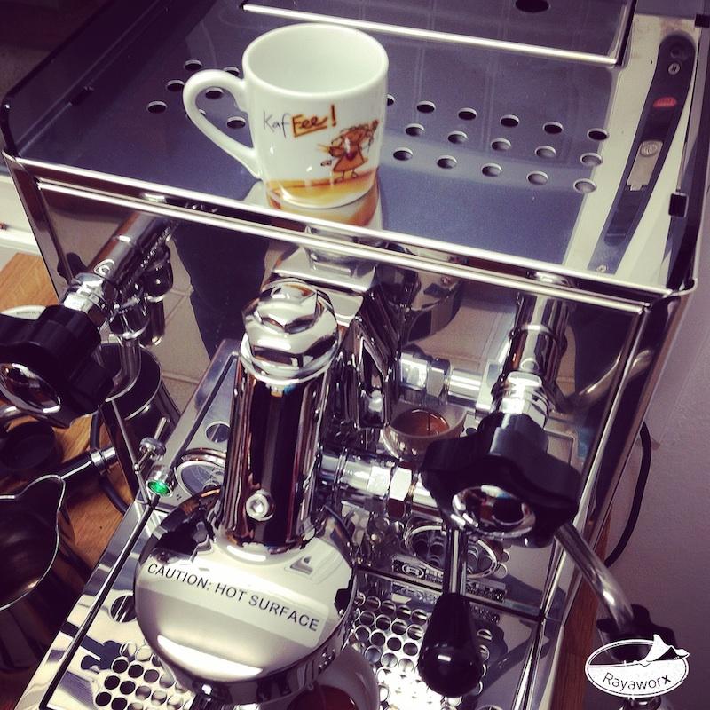 rocket espresso bei rayaworx