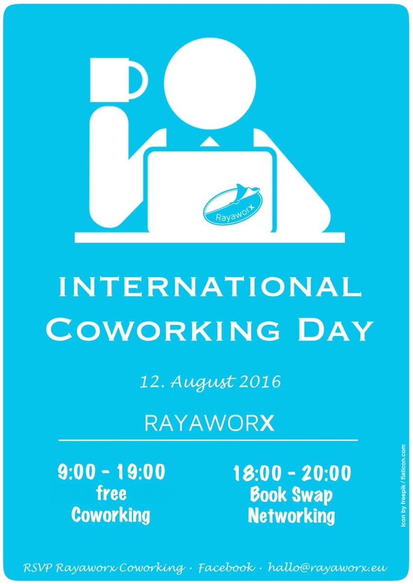 coworkingday rayaworx programm