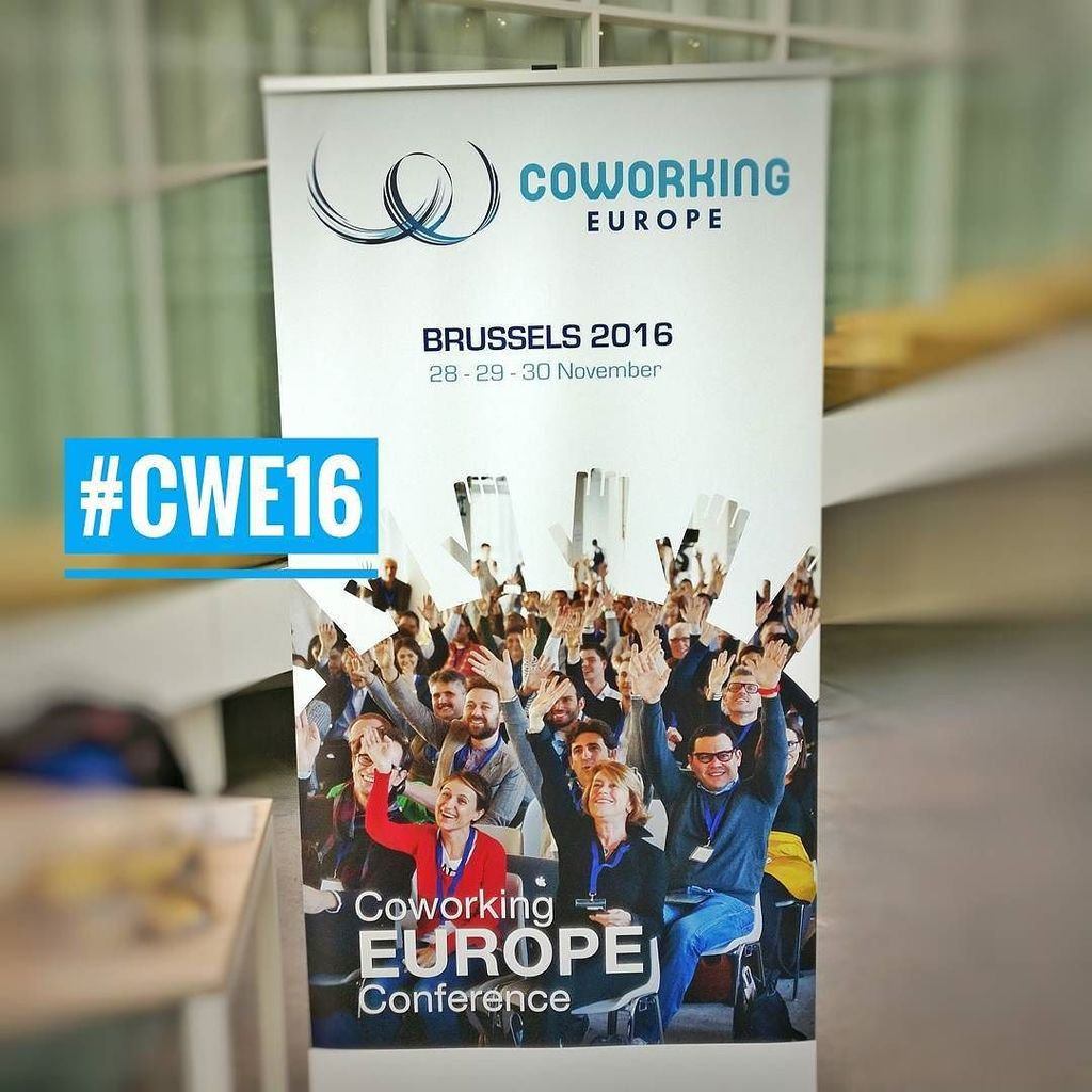 coworking europe conference #cwe16