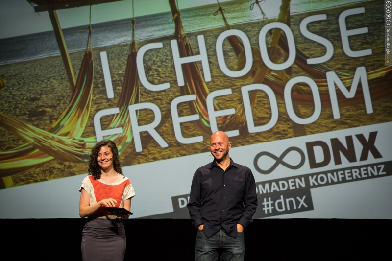 DNX Global 2015 I choose Freedom