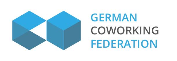 Logo German Coworking Federation GCF
