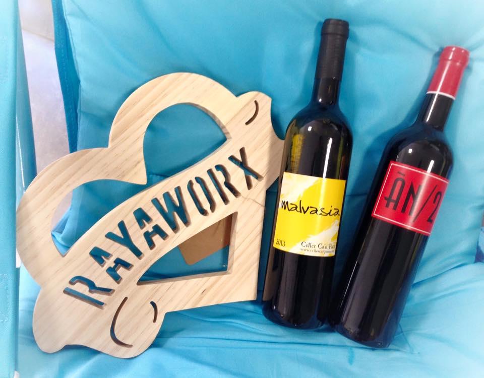 hablemos castellano y cata de vino rayaworx malvasia an/2