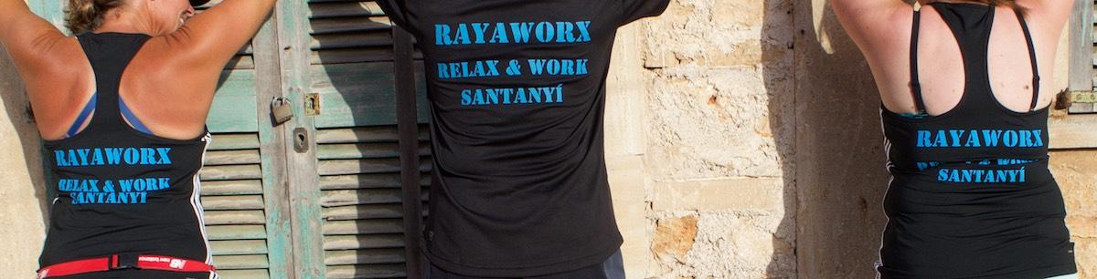 Rayaworx relax and work Santanyí Shirts
