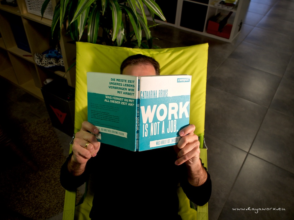 work is not a job buchtitel