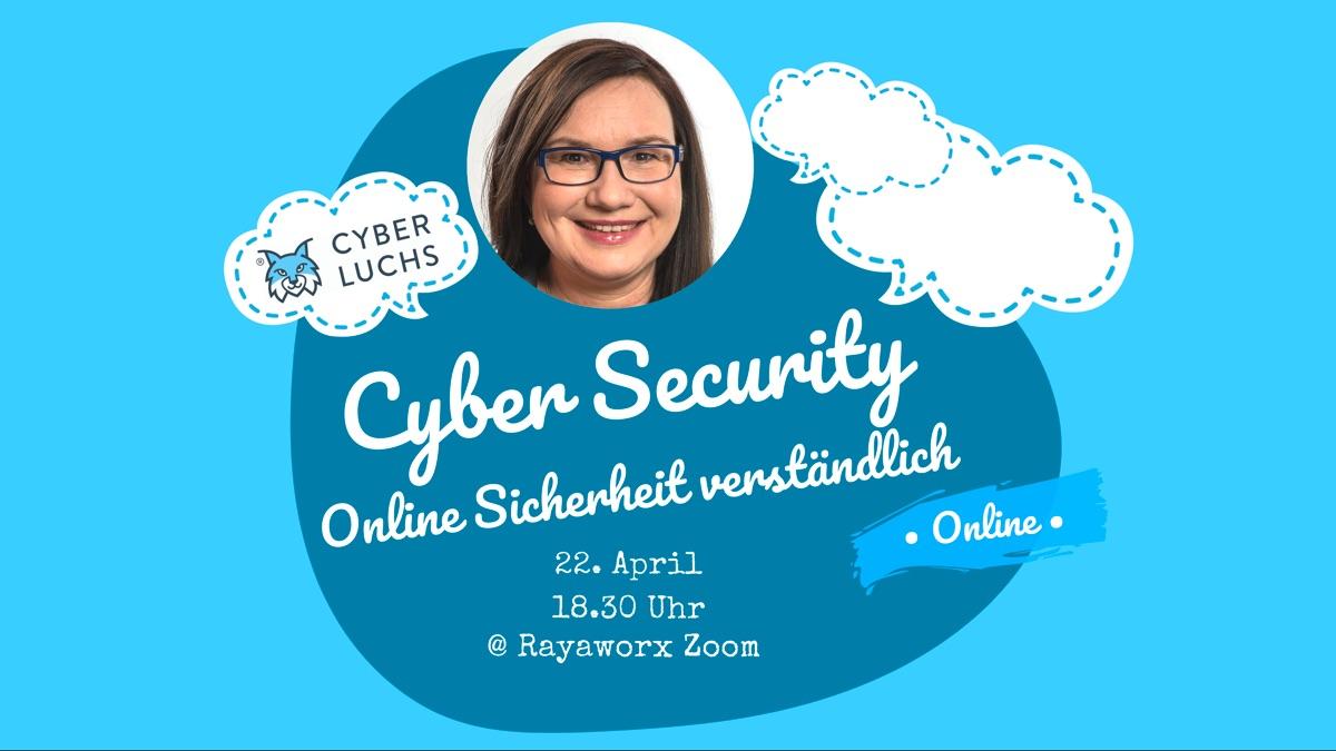Cyber Security mit Christine Online