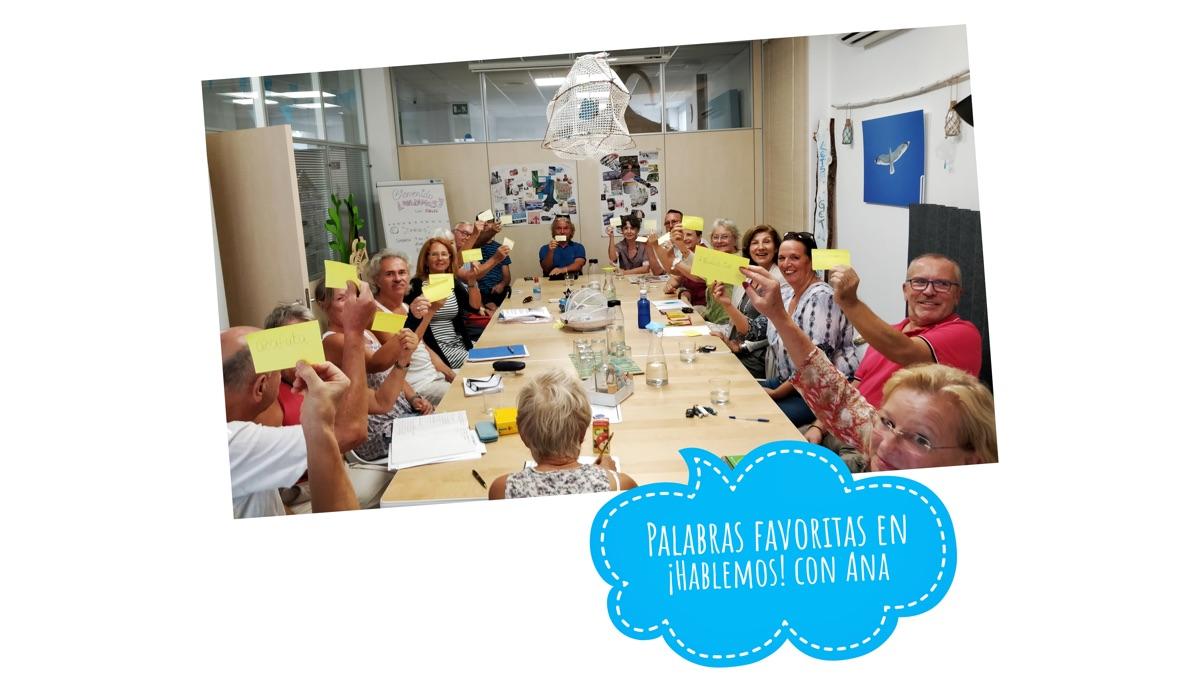 Castellano con Ana: Hablemos! Gruppe