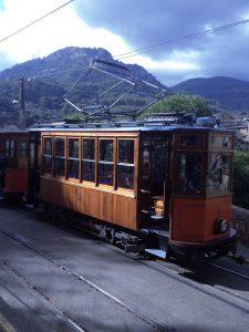 Tren de Sóller Tramuntana