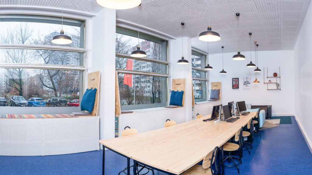 Media Residents Coworking Space