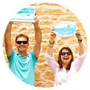 Rainer & DoSchu Rayaworx Coworking Mallorca