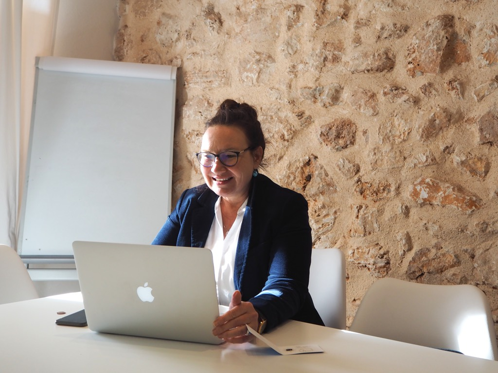 Christine coworking im Rayaworx