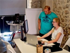 Coworking im Team