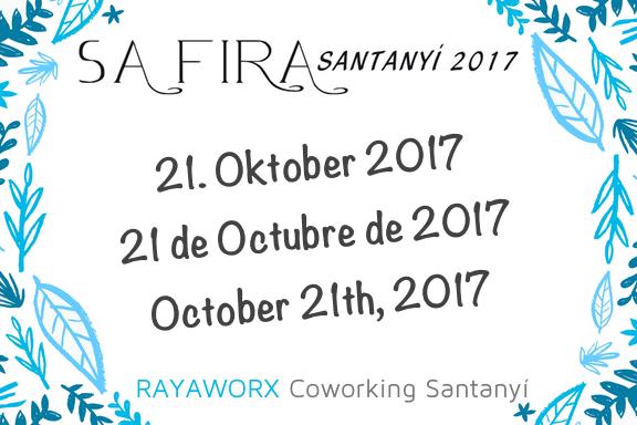 Sa Fira Santanyi 2017 / Rayaworx