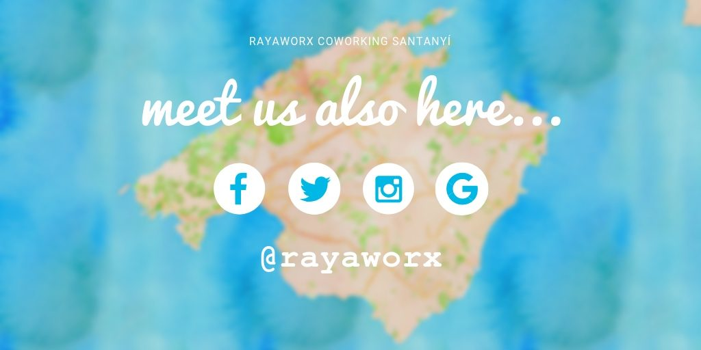 Rayaworx Social Media