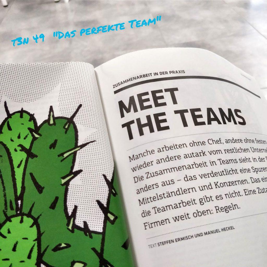 t3n Meet the Teams Artikel